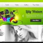 17 Nowoczesnych szablonów stron w HTML5 i CSS do pobrania