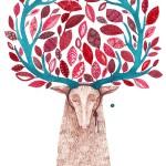 31 ciekawe pomysły na kartki świąteczne - inspiracje