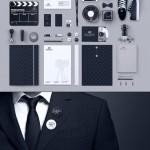 Kreatywna identyfikacja wizualna - 25 przykładów